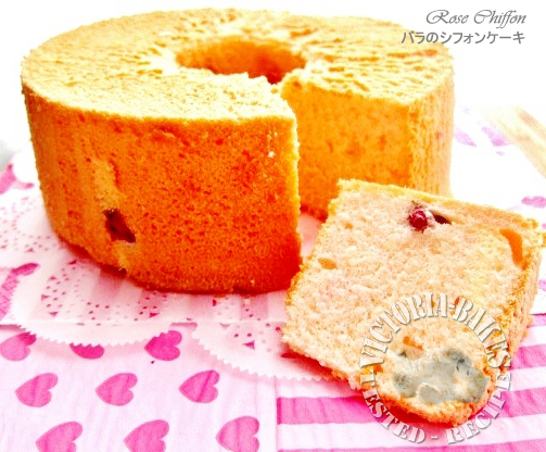 The history of chiffon cakes