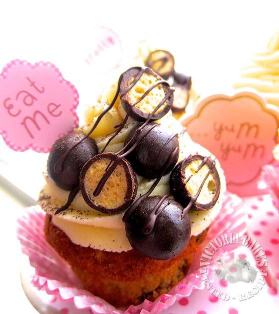 maltesers cupcake