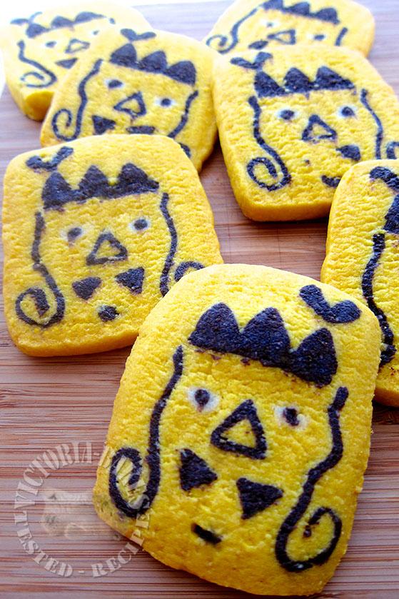King of Love icebox cookies