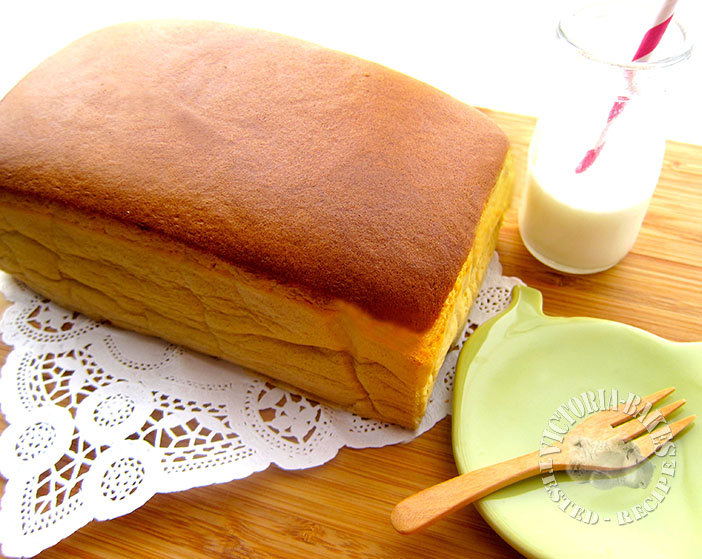 cotton soft mango cheesecake