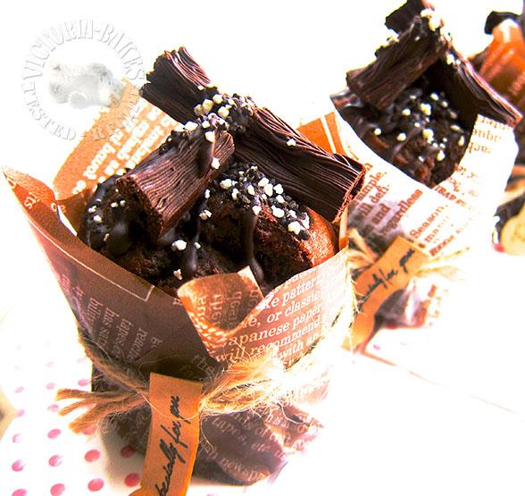 nigella chocolate banana muffins