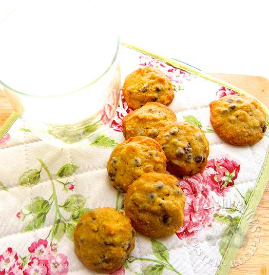 FA chocolate chip cookies