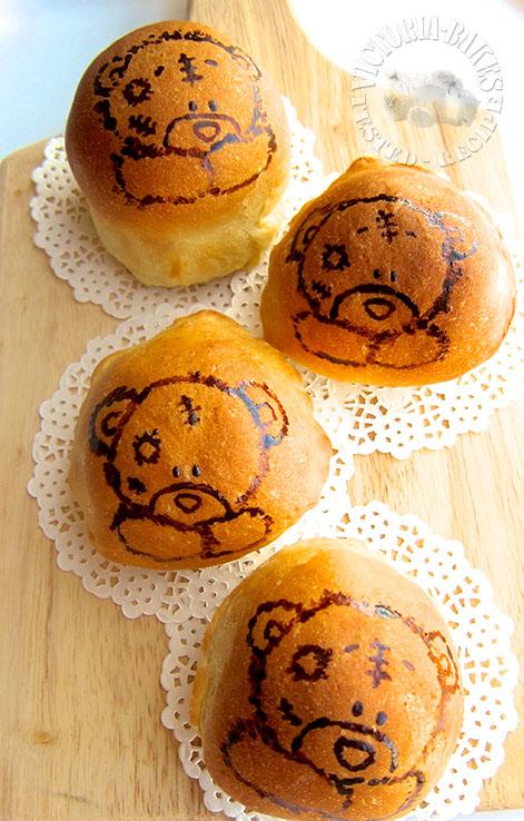 tatty bear kaya buns