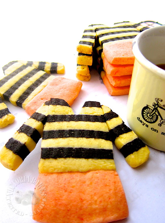 autumn wear icebox cookies