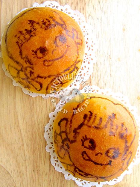 custard sweet buns