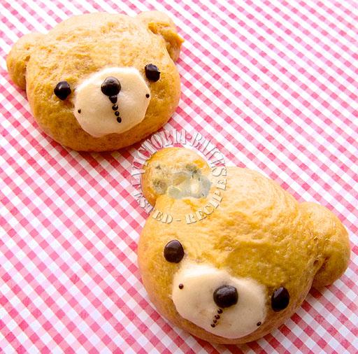 brown sugar mantou