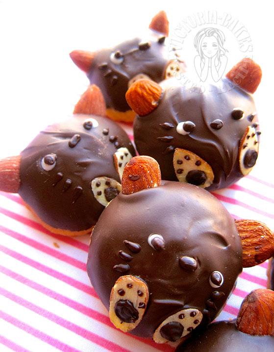 almond london cookies