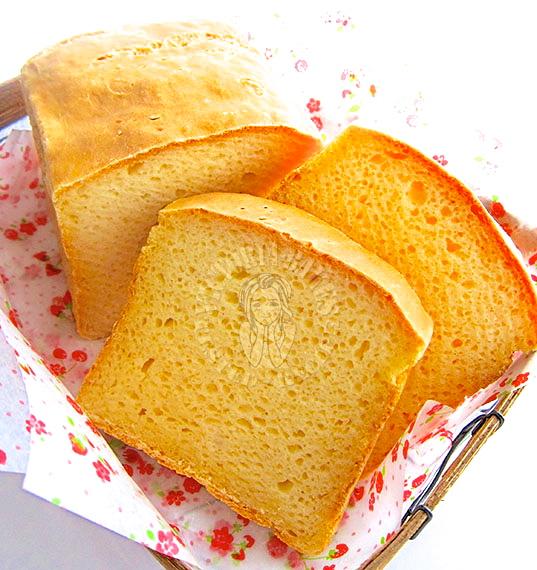 japanese gluten free milk bread