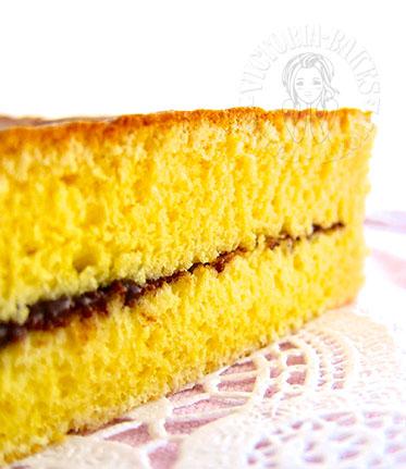 cottony cake