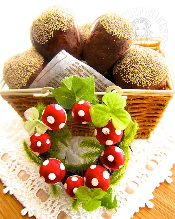chestnut baked dessert