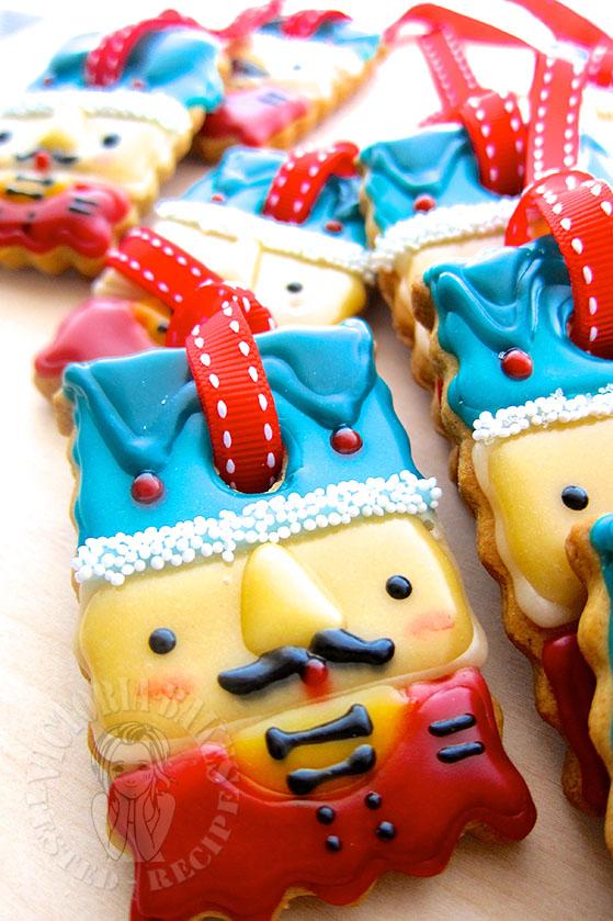 gingerbead men cookies