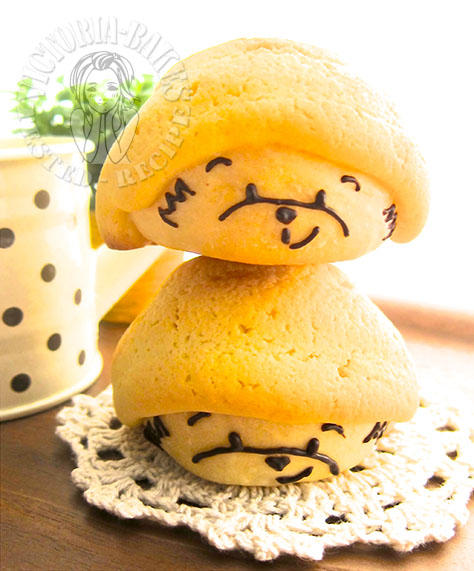 paddington bear coconut roti boy 帕丁顿熊椰香萝提男孩 (♥ó㉨ò)ノ♡