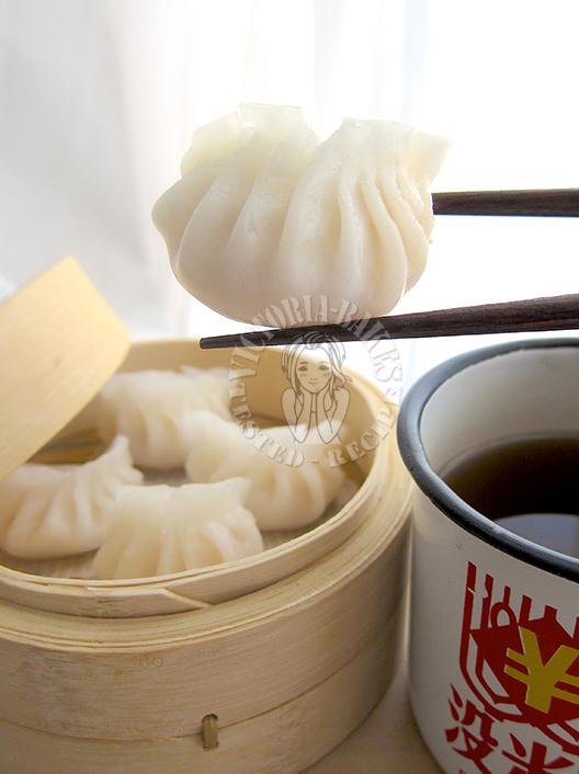 har gao (shrimp dumpling) 笋尖鲜虾饺 σ(≧ε≦o)