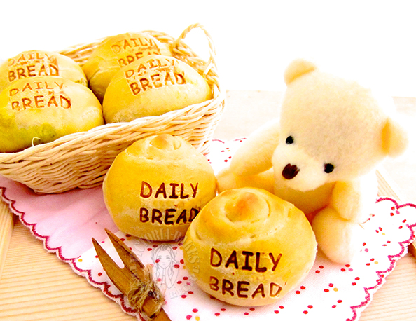 starter dough daily bread 中种早餐包 ლ(´ڡ`ლ)