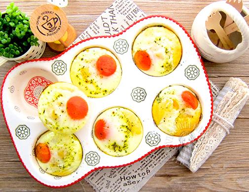gyeranppang – korean egg bread 韩式鸡蛋面包