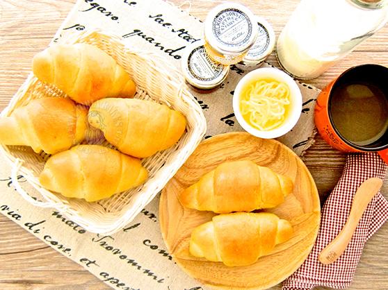 chewy yudane butter rolls QQ 汤种奶油卷