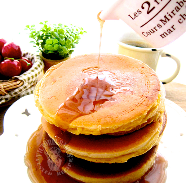 fluffy pancake tower 松软烙饼楼塔