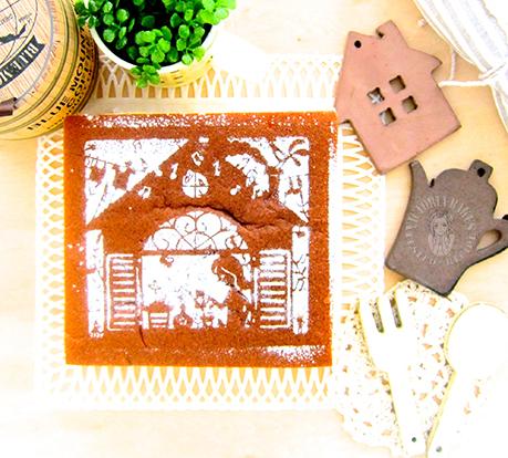 orange magic custard cake 香橙魔术卡士达蛋糕
