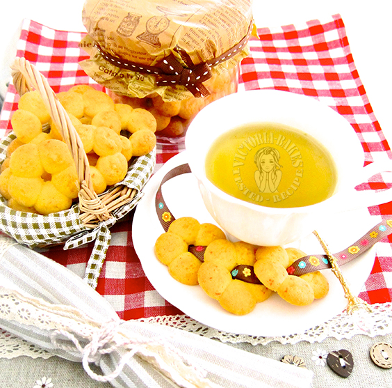 Best Recipes #6 My Homemade cookies: orange butter cookies  ~ win US$160 paypal cash 最棒食谱 #6 の我的拿手曲奇饼干: 香橙黄油曲奇 ~ 160美元贝宝奖金等您赢取