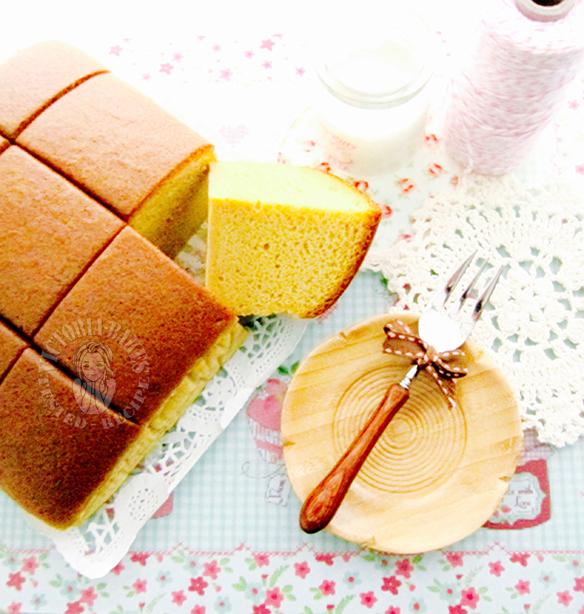 gula melaka yoga cotton cake ~ highly recommended 马六甲椰糖瑜伽棉花蛋糕 ~强推