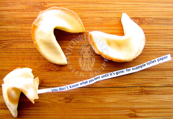 what to do with 1 egg white? homemade fortune cookies (with instructions) 消耗一个蛋白的自制签饼 o(〃^▽^〃)o