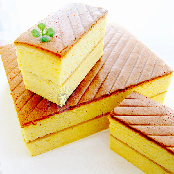 traditional pillow sponge cake ~ highly recommended 古早味枕头鸡蛋糕 ~ 强推