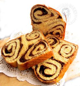 """potica (slovenian nut bread) ( ^-^)_旦"""""""""""