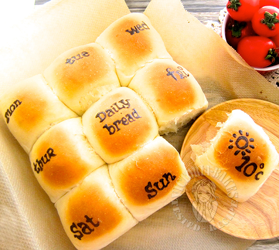classic recipe: old fashion bread ~ highly recommended 经典老配方: 古早味面包 ~ 强推