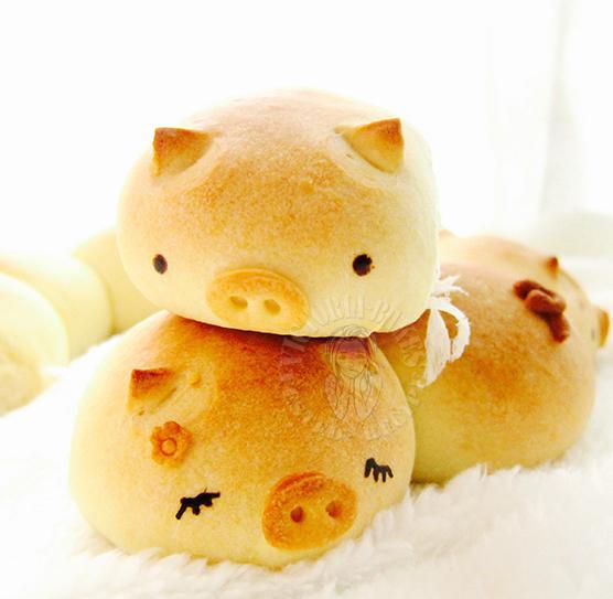 pig custard