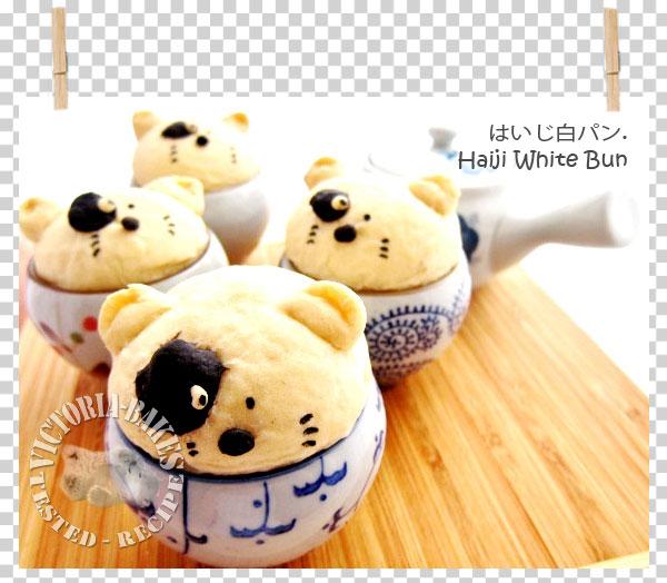 Haiji White Buns