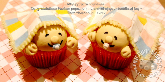 & Titan Hamann is born