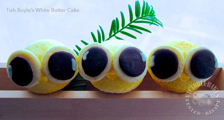 Tish Boyle's White Butter Cake