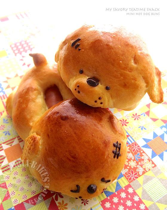 mini hot dog buns