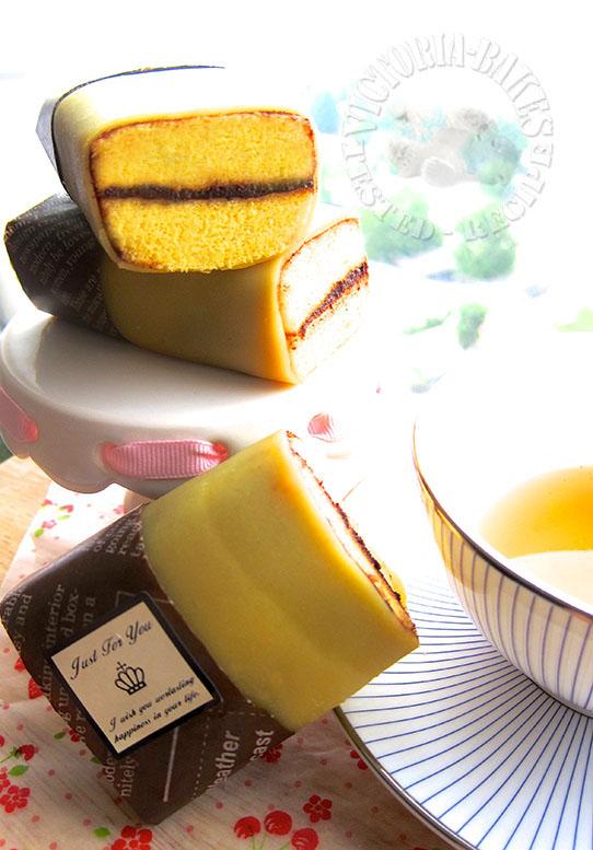 basic japanese souffle cake 舒芙蕾基本面糊