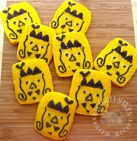 king of love icebox cookies 扑克牌曲奇饼