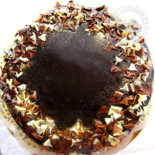 flourless chocolate hazelnut cake \(^▽^*)