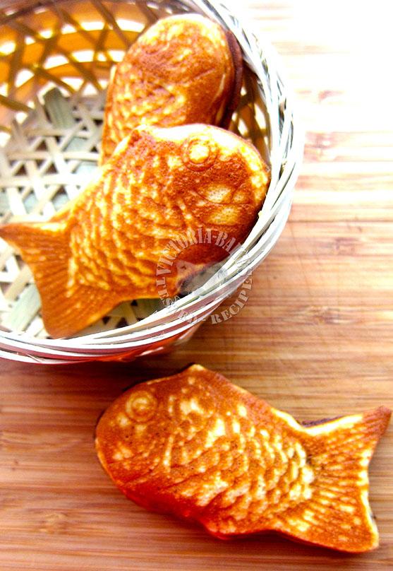 taiyaki 鯛焼き >゜))))彡