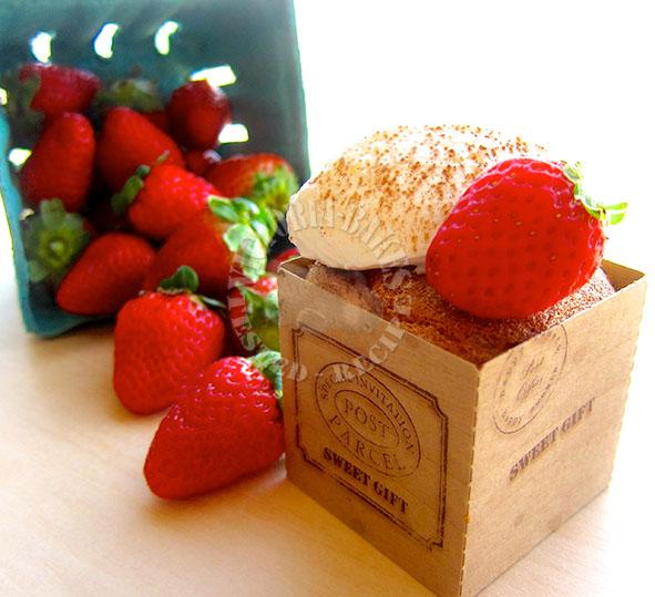 hokkaido chiffon cupcakes (⌒.−)=★