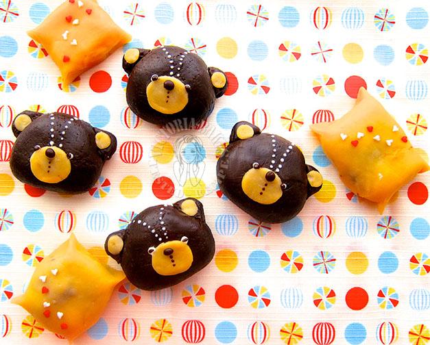 chocolate mochi 特浓朱古力 mochi (❁´◡`❁)*✲゚*