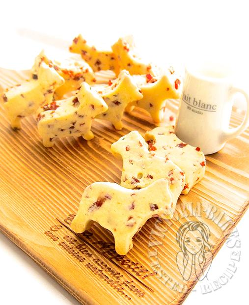 bak kwa (pork jerky) cookies 肉干曲奇⊆(⌒◎⌒)⊇
