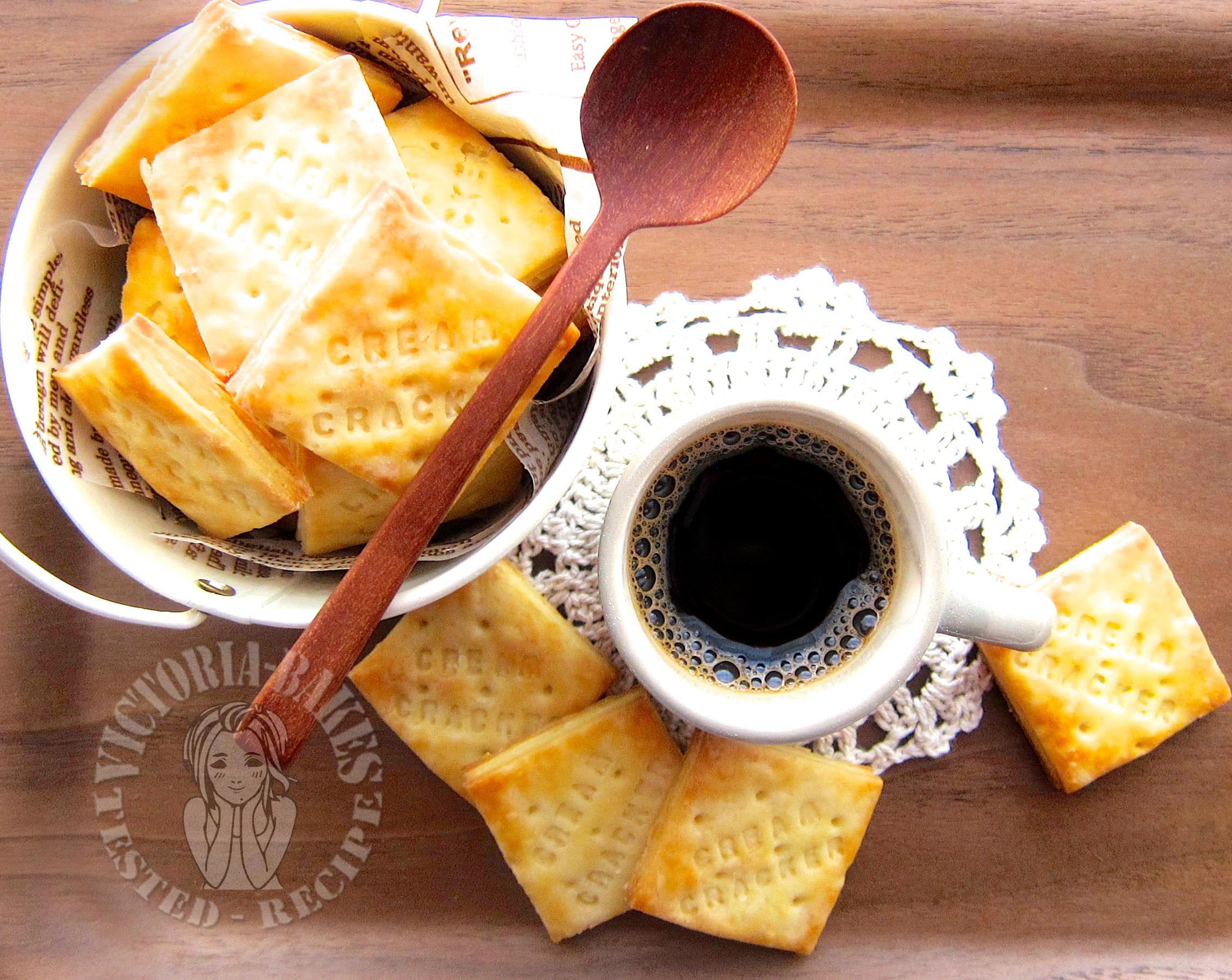 sugarless cream crackers 无糖奶盐苏打饼干 ( ˘ ³˘)❤