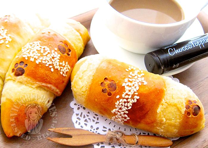 mdm wai's gai mei bao (cocktail bun) 人气煮食blogger韋太的松软鸡尾包