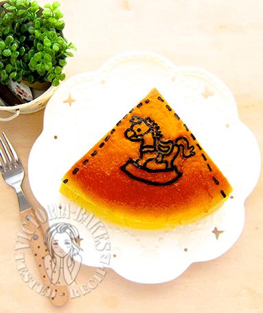 japanese cheesecake 日式舒芙蕾蛋糕 ꒰ღ˘‿˘ற꒱❤⃛