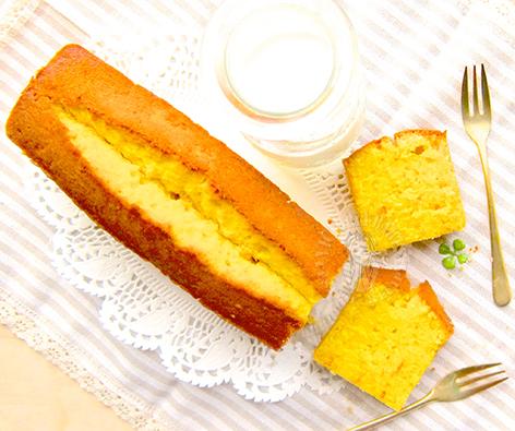 the classic recipe ~ sicilian orange cake 经典配方~西西里橙子蛋糕 ♡(.◜ω◝.)♡