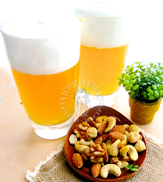 eating your beer: apple jelly 吃啤酒吧: 苹果果冻 ⸂⸂⸜(രᴗര๑)⸝⸃⸃
