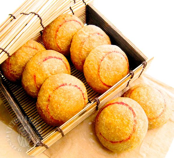 beijing mooncake 老北京自来红月饼 ꒰♡˃̶̤́ ॢ꒳ ॢ˂̶̤̀ ꒱·◌*.♡