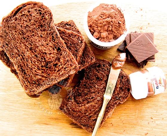 5 thousand dollar starter dough ~ very chocolatey toast 五千元超级巧克力老式面包