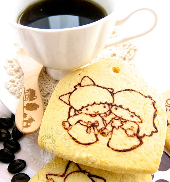 (✌゚∀゚)☞ homemade character cookies 自己做手绘曲奇饼