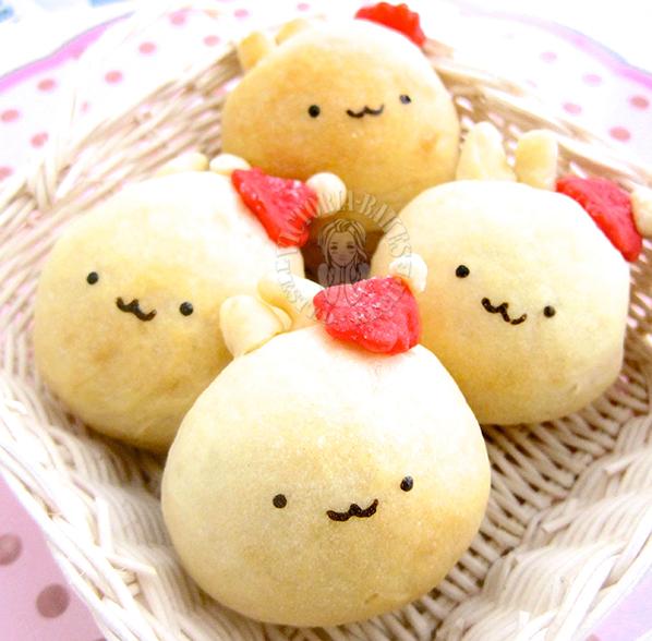 japanese condensed milk white bread 日式炼奶白面包