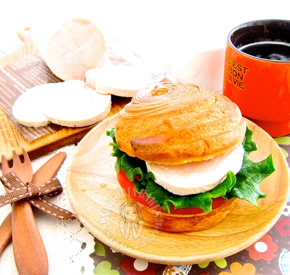 homemade chicken ham ~ highly recommended 自制鸡肉火腿肉 ~强力推荐